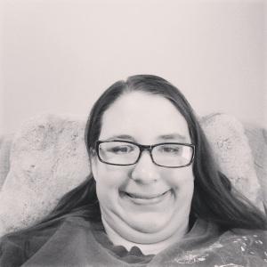 Selfie de Sara Frye vía www.salon.com